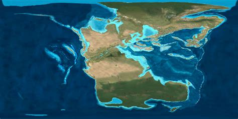 The Triassic Period | The Sights and Sites of America