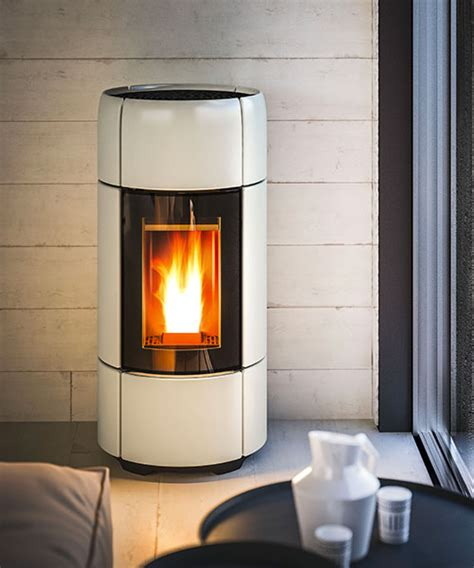 Pellet Stoves: Online Catalogue of Stoves - MCZ