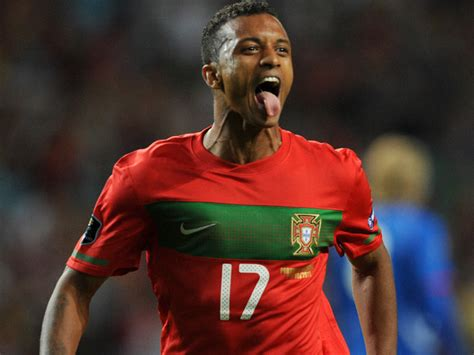 Football Super Star Player: Nani Profile and Images-Photos