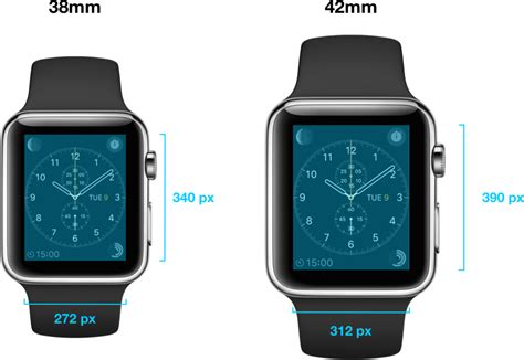 Apple Watch sizes: Should you buy the 38mm or 42mm Apple