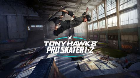 Get Ready to Grind into Tony Hawk's™ Pro Skater™ 1 and 2