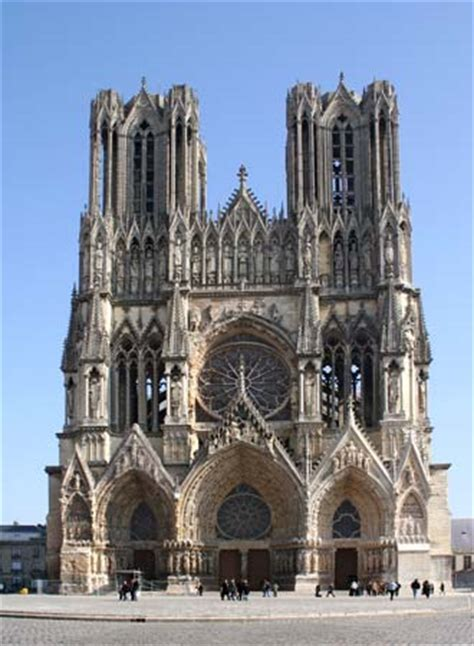Reims Cathedral | cathedral, Reims, France | Britannica
