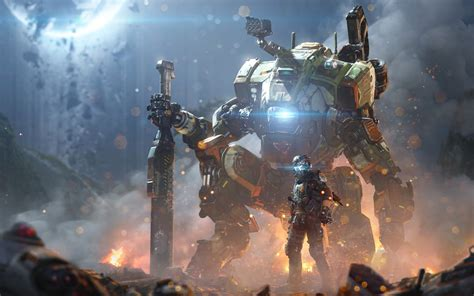 Titanfall 2 5K Wallpapers   HD Wallpapers   ID #18911