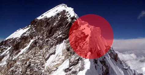 Mount Everest's Famous Obstacle, The Hillary Step Has
