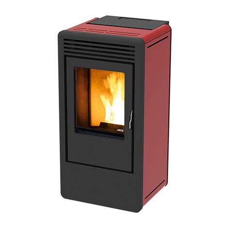 MCZ Kaika - Atmost Stoves and Fireplaces