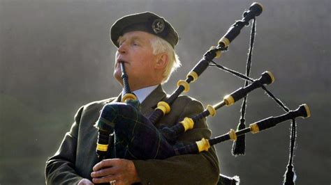 Dudelsack-Tradition in Schottland - Great Highland Pipes