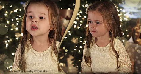 The 5-Year-Old YouTube Sensation Claire Crosby Sings 'Silent