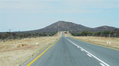 Travel with Kevin and Ruth!: Waterberg Plateau to Namutoni