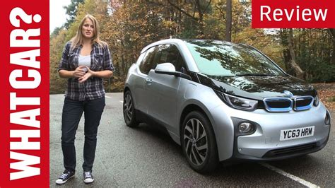 BMW i3 2013 review - What Car? - YouTube