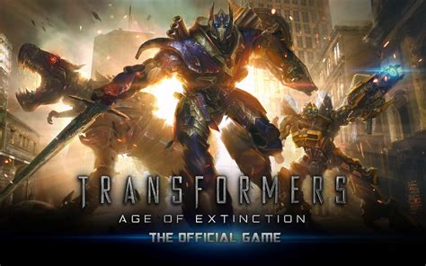 Transformers Age of Extinction Game Wallpapers   HD