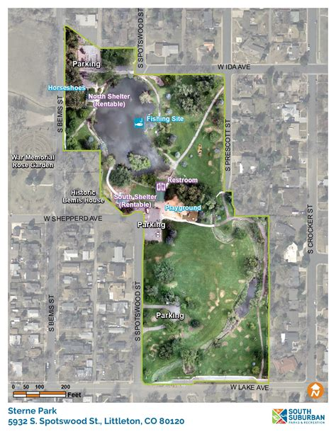 Sterne Park - South Suburban Parks and Recreation