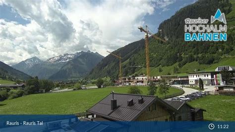 Webcam Rauris Valley • Salzburg and its surrounding towns