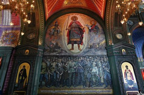 Putin's absence from the inauguration of the Church of the