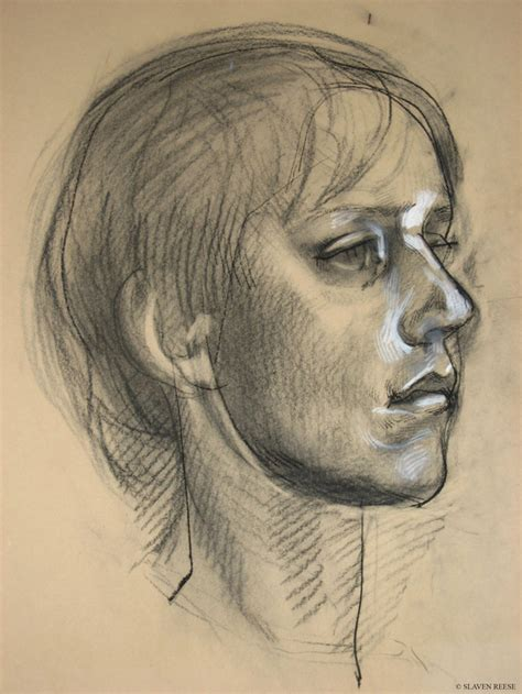 SLAVEN REESE: CLASSICAL DRAWING