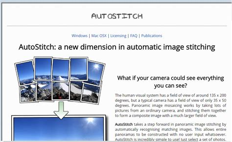 Top 10 Best Photo Stitching Software for Panorama Photography