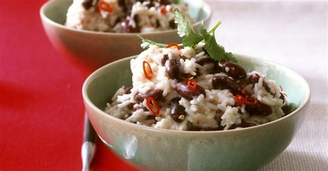 Caribbean Rice and Beans recipe | Eat Smarter USA