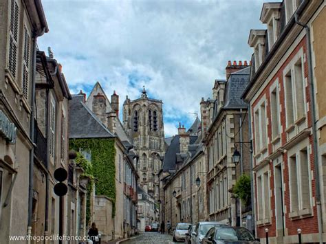 Bourges France Beautiful historic City : The Good Life France