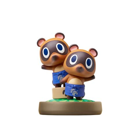 Four new upcoming Animal Crossing amiibo figures announced