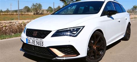 2019 Leon Cupra R ST Makes a Statement With Copper and