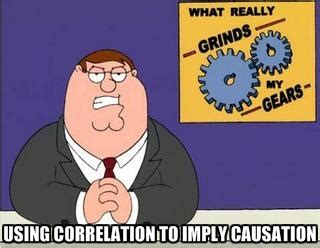 WRGMG: Using Correlation to Imply Causation - PMG