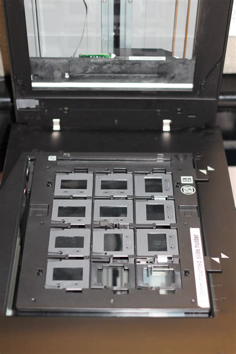 How to Scan Negatives and Slides Using EPSON Scan