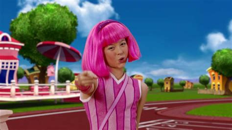 'Never Say Never' - LazyTown Music Video - YouTube
