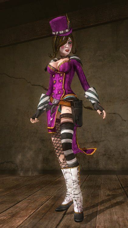 Character import: Moxxi from borderlands 2 , replaces Nyo