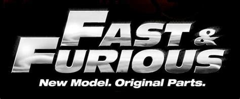 Fast & Furious – Neues Modell