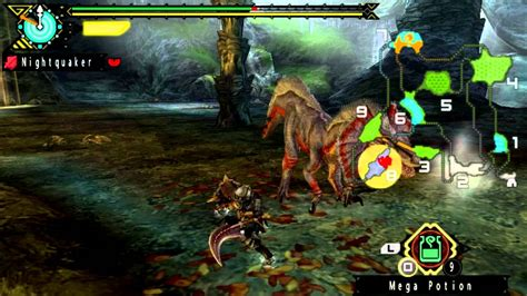 Monster Hunter Portable 3 (English Patched) - TricksyDroid