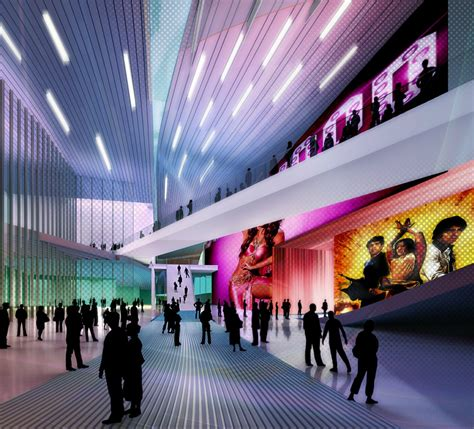 Bollywood Museum by Yazdani Studio of Cannon Design