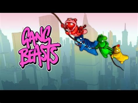 Gang Beast free download with multiplayer (100%) works