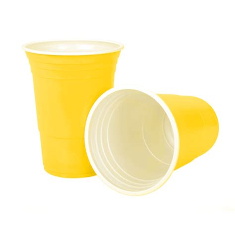 Yellow Cups | Beer Pong Suppliers NZ