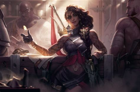 League of Legends New Champion: Samira - Ability Preview